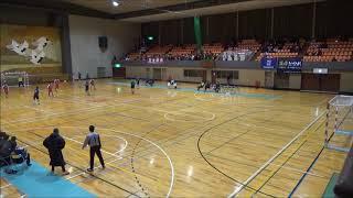 決勝令和元年度 福岡県高校ハンドボール新人戦 男子決勝