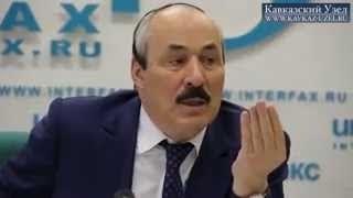 Вот как понимает Ислам глава Дагестана Рамазан Абдулатипов.