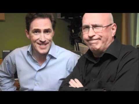 Ken Bruce April Fools Rob Brydon BBC Radio 2