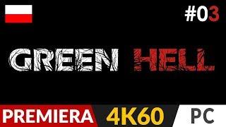 Green Hell PL  Fabuła odc.3 (#3)  Jak zapisać grę | Gameplay po polsku