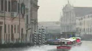 Ambulancia en Venecia