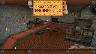 Immersive Engineering | Episode 20 | Automatic Squeezer Setup