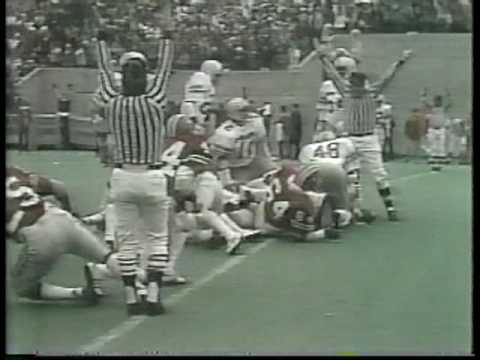 1978: Ohio State v. Indiana (Drive-Thru)
