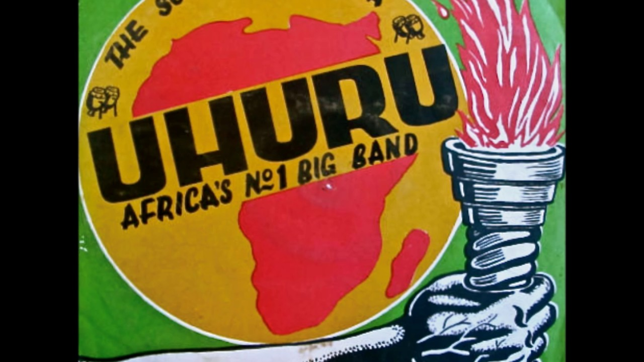 Download The Uhuru Dance Band - The Sound Of Africa (Full Album)