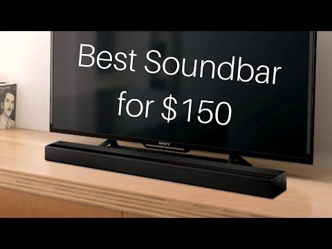 Sony HT-CT180 SoundBar Wireless Subwoofer Review + Sound Test