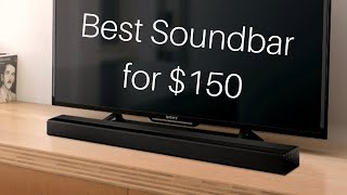 Sony HT-CT180 SoundBar Wireless Subwoofer Review + Sound Test