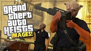 GTA 5 Heist Online HOW TO SETUP HEISTS & Make Money Fast! (GTA 5 Online Gameplay)