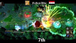 DotA - VoDotA Top 10 Rampage Vol.1