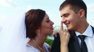 Красивая и зажигательная свадьба