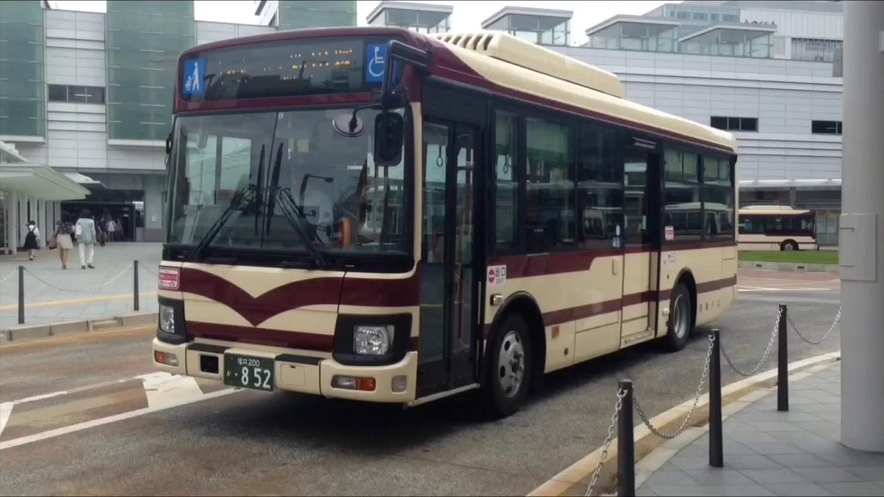 音量改善版 京福バス 自社導入バ...