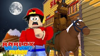 ROBLOX Adventure - FIVE NIGHTS AT FREDDY'S IN THE WILD WEST!!