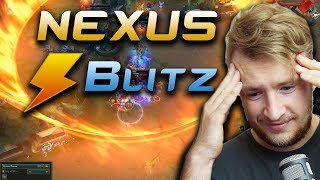 Nexus Blitz Review | Neuer Game-Mode in LoL [German]