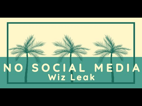 Wiz Khalifa - No Social Media
