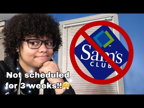 My Experience Working At Sams Club