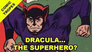 The Failed Superhero Version of Dracula - Comic Tropes (Episode 55)
