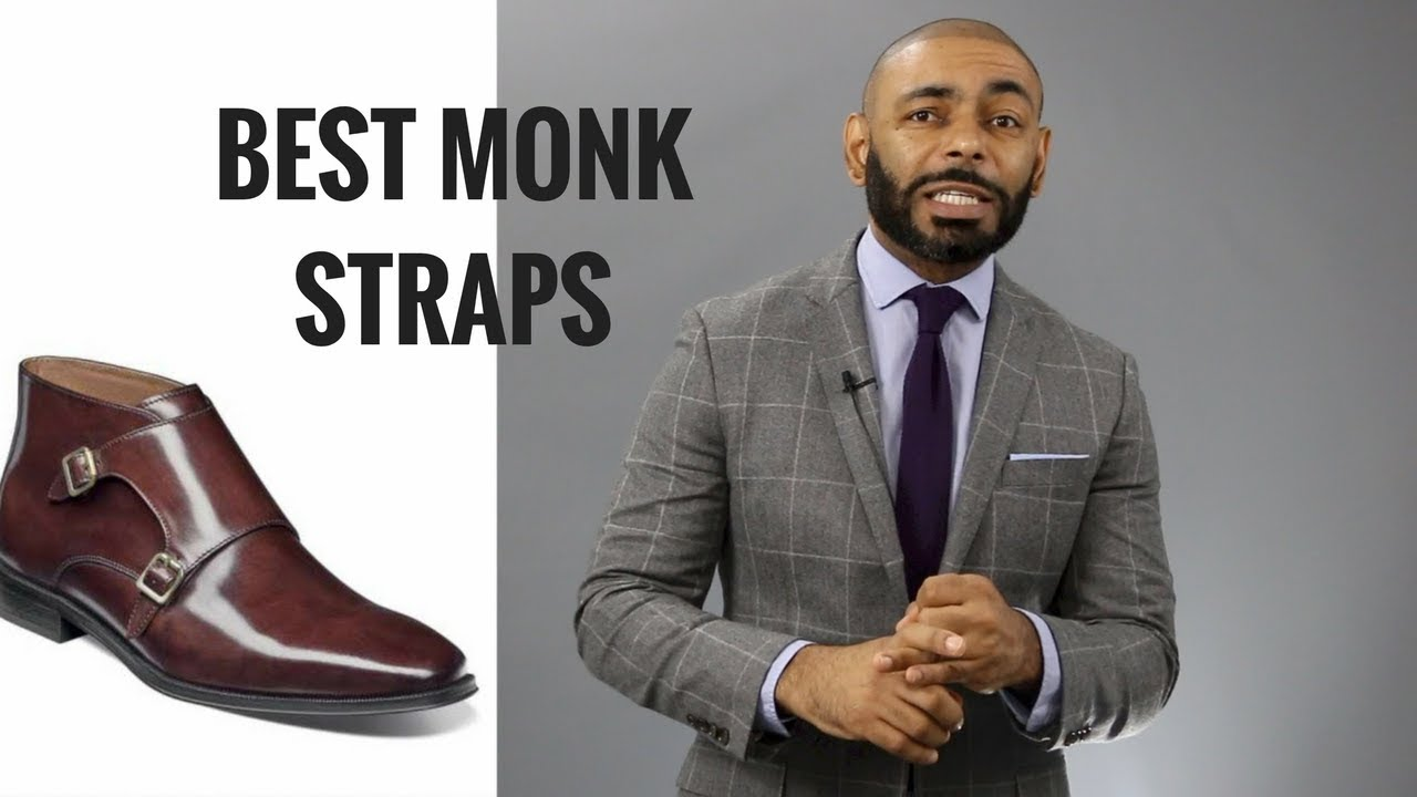 10 Best Stylish And Affordable Men S Monk Strap Shoes Best
