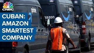 Amazon smartest company in the universe: Dallas Mavericks owner Mark Cuban