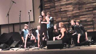 Wilsonville High School's Soul'd Out preforming Duffy's Mercy at th...