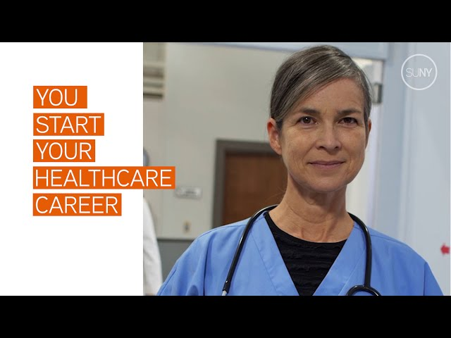Start Your Career in Healthcare with SUNY's Online Training Center