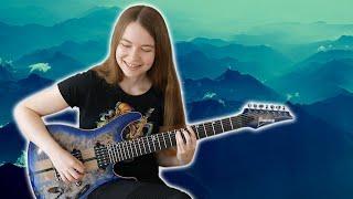 Eluveitie - Inis Mona (Guitar Cover) видео