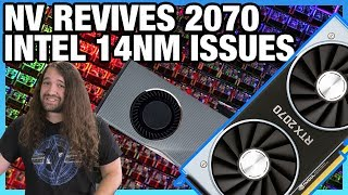 HW News - NVIDIA Brings Back RTX 2070 to Fight AMD, Worse 14nm Shortage
