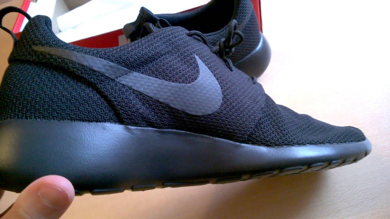 quality design 922ad e4708 Unboxing butów  shoes Nike Roshe One Run 511881-026