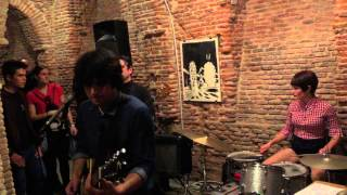 Los Limboos - Tell Me Pretty Baby (Madrid, 01may15 - La Fiambrera)