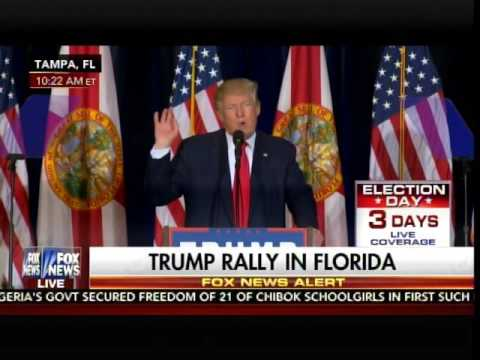 TRUMP in TAMPA: We Don't Need JayZee to Fill Up Stadiums