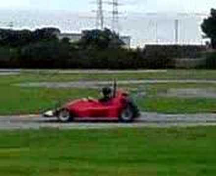Malibu Grand Prix (Fast Karts 1)