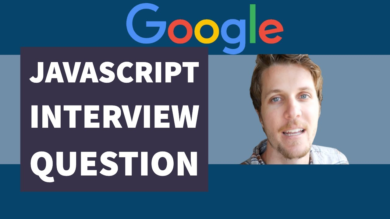 Front end Interview Question from Google - Build a progress bar -  Javascript coding interview 2019