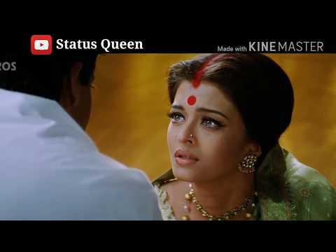 Sharab Peena chhod do dev 💕 Aishwarya Rai Shahrukh khan  💕 Devdas WhatsApp status