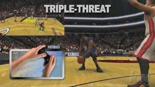 NBA '08 PlayStation 3 Trailer - Free6 Tutorial