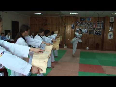 Taekwondo Certification For Belts | Тхэквондо Аттестация на пояса
