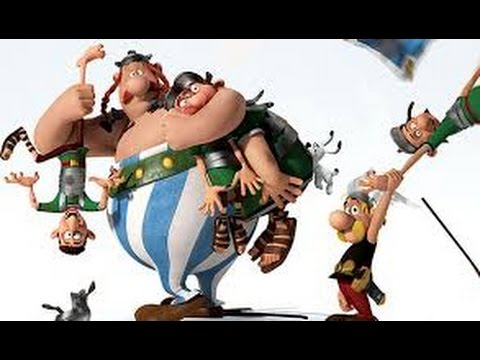 Asterix The Mansions Of The Gods (2014) with Lorà nt Deutsch, Laurent Lafitte, Roger Carel Movie