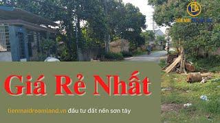 image ĐẤT NỀN SƠN TÂY || 280m2 Xuân Khanh, Sơn Tây, Hà Nội