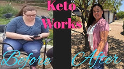 How I lost 40 lbs in 12 weeks| Keto works | Weight loss success story
