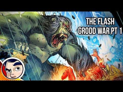 "Flash ""The New Flash! Grodd War PT1"" - Rebirth Complete Story"
