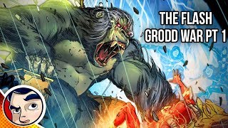 "Flash ""The New Flash! Grodd War PT1"" - Rebirth Complete Story"