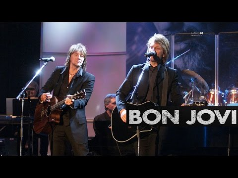 Bon Jovi - Say Goodbye To Hollywood (Billy Joel Cover / Los Angeles 2002)