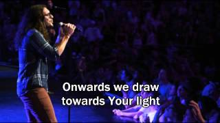 Running - Hillsong Live (2012 Dvd Album Cornerstone) Lyrics/subtitles (praise Song To Jesus)