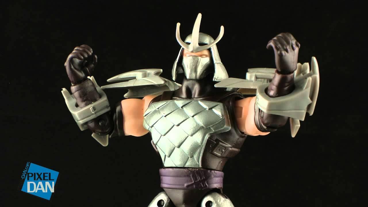 Nickelodeon Teenage Mutant Ninja Turtles Shredder Figure Review