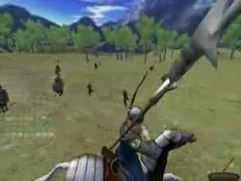 mount and blade fight