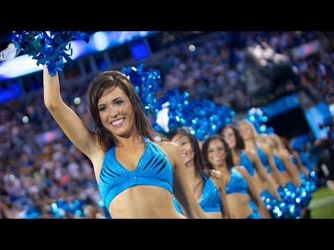 Highlights: TopCats Cheerleaders