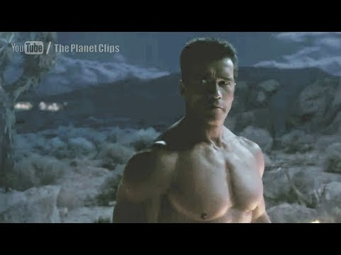 Arnold Entry Terminator 3: Rise of the Machines