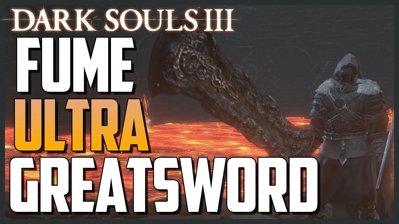 Top 5 strength/dexterity build weapons in Dark Souls 3