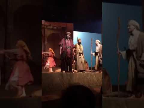 Jésus de Nazareth palais des sports paris 17 10 17