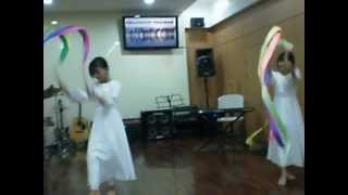 Gospel Medley-Ribbon Dance