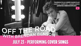 Off The Road w/ Brendan Benson: Performing Cover Songs YouTube Videos