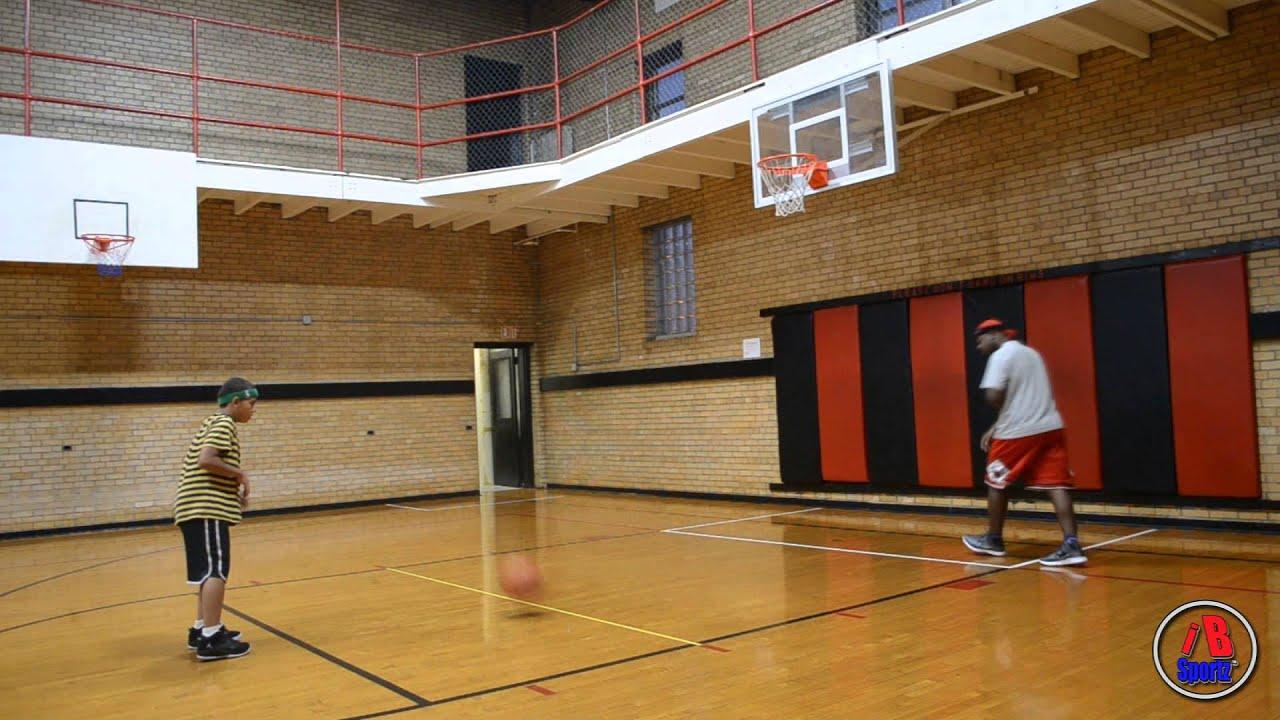 Niko Eek Powe Jr 9 Year Old Basketball UP Coming Prospect