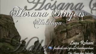 Video Haleluya - Hosana Singers download MP3, 3GP, MP4, WEBM, AVI, FLV Oktober 2018